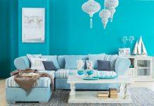 màu sơn nhà được ưa chuộng nhất hiện nay