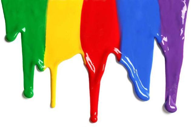 Lựa chọn màu sơn hợp phong thủy