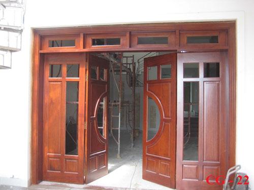 cửa gỗ công nghiệp chống ẩm