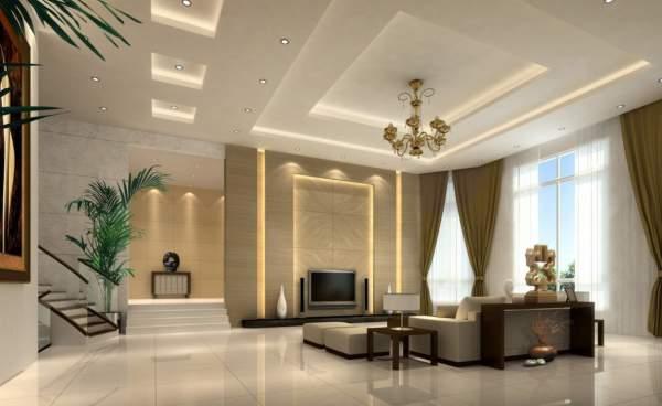 Top 10 mẫu trần thạch cao ấn tượng cho phòng khách