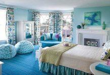 Phòng ngủ cho người mệnh Thủy
