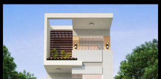 thiết kế nhà diện tích 80m2