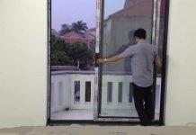 Hướng dẫn lắp đặt cửa nhôm xingfa
