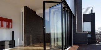 cửa đi nhôm xingfa hiện đại