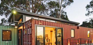 Nhà container nhờ lớp cách nhiệt nên vô cùng thoải mái và thoáng mát
