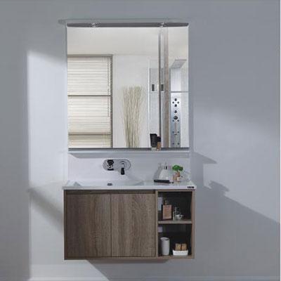 Lựa chọn mẫu tủ kéo cho nhà vệ sinh có diện tích nhỏ là vô cùng hợp lý