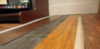 Sàn nhà giả gỗ giá rẻ