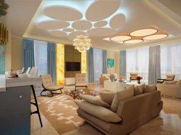 Trang trí phòng khách đơn giản, ấn tượng