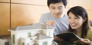 chọn hướng nhà theo tuổi vợ chồng