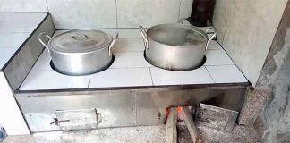 Bếp củi không khói