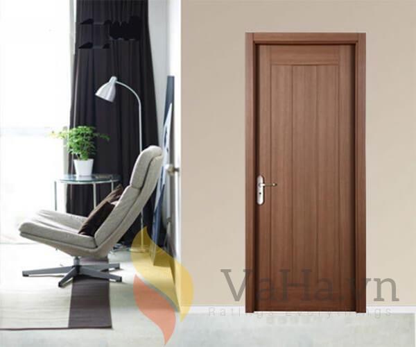 Mẫu cửa gỗ thiết kế đơn giản