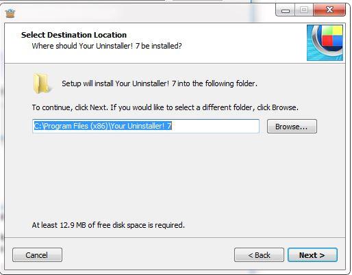 Cài đặt Your Uninstall Pro
