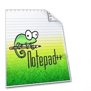 notepad plus plus