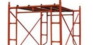 Bản vẽ CAD mẫu giàn giáo xây dựng