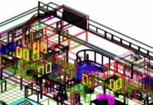 Bản vẽ CAD mẫu nhà 3D hiện đại