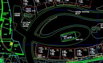Bản vẽ CAD thiết kế quy hoạch đô thị