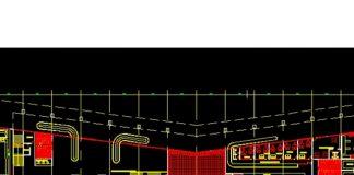 Bản vẽ CAD thiết kế sân bay