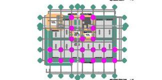 Bản vẽ CAD trung tâm thương mại